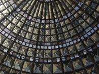 Ceiling of Union Station, Los Angeles